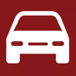 road traffic accident icon